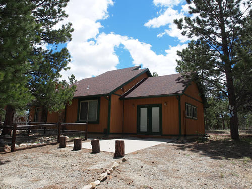 Colorado mountain vacations for Buena vista co cabins rentals