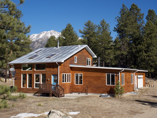 Colorado mountain vacations for Cabin rentals near denver colorado